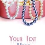 Постер, плакат: Pearl beads