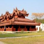 Mandalay Palace. — Stock Photo #45133931