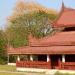 Mandalay Palace. — Stock Photo #45133975