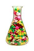 Pharmaceutical Technology. — Stock Photo