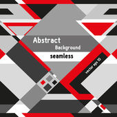 Seamless Abstract background. Layer template , vector — Stok Vektör