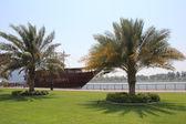 Dubai and Sharjah — Stock Photo