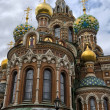 The Church of Our Savior on Spilled Blood — Stock Photo