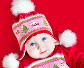 かわいい赤ちゃんの女の子 — ストック写真