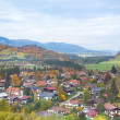 Little village in the Alps — Stock Photo #43251327