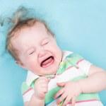 Crying baby — Stock Photo #43252203