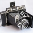 Medium format retro camera — Stock Photo #47233533