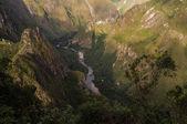 Machu Picchu Peru, huayna picchu — Zdjęcie stockowe