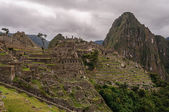 Machu Picchu Peru — Stock Photo