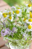 Herbal flowers — Stockfoto