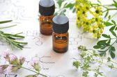 Aromatherapy and science — Stock Photo