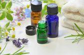 Aromatherapy treatment — Stock Photo