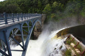 Croton Dam in USA — Stock Photo