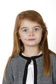 Young sweet girl — Stock Photo