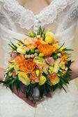 Svatební den — Stock fotografie