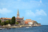 Old City of Porec — Stock Photo