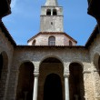 Euphrasian Basilica in Porec — Stock Photo