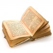Old prayer book isolated — Stock Photo #45207957