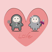 Illustration about love — Stock Vector