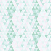 Triangle seamless pattern — Stock Vector