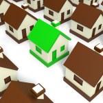 Real estate market. — Stock Photo #43127681