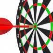 Darts. Success concept. — Photo