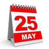 Resultado de imagen para 25 mayo calendario