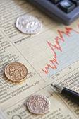 Business finance — Stock Photo