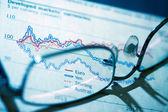 Stocks and shares — Stock Photo