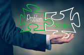 Problem Solution — Stock Photo