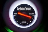 Concepto de servicio de atención al cliente — Foto de Stock