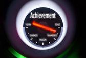 Achievement concept  — Stock Photo