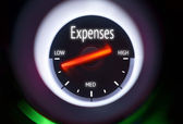 Low Expenses Concept — Stock Photo