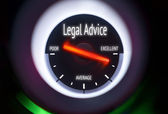 Legal Advice Concept — Stockfoto
