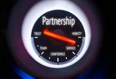 Partnership Concept — Stock Photo