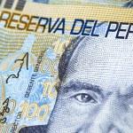 Peruvian Currency — Stock Photo #50397429