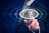 Self Help Concept — Stock Photo