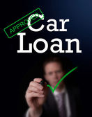 Car Loan — Stock Photo