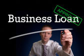 Business Loan — Stock Photo