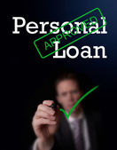 Personal Loan — Stock Photo