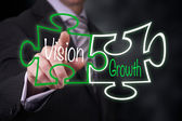 Vision Growth — Stock Photo