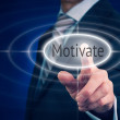Motivate Concept — Stock Photo #51559777