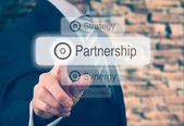 Partnership Concept — Stock Photo