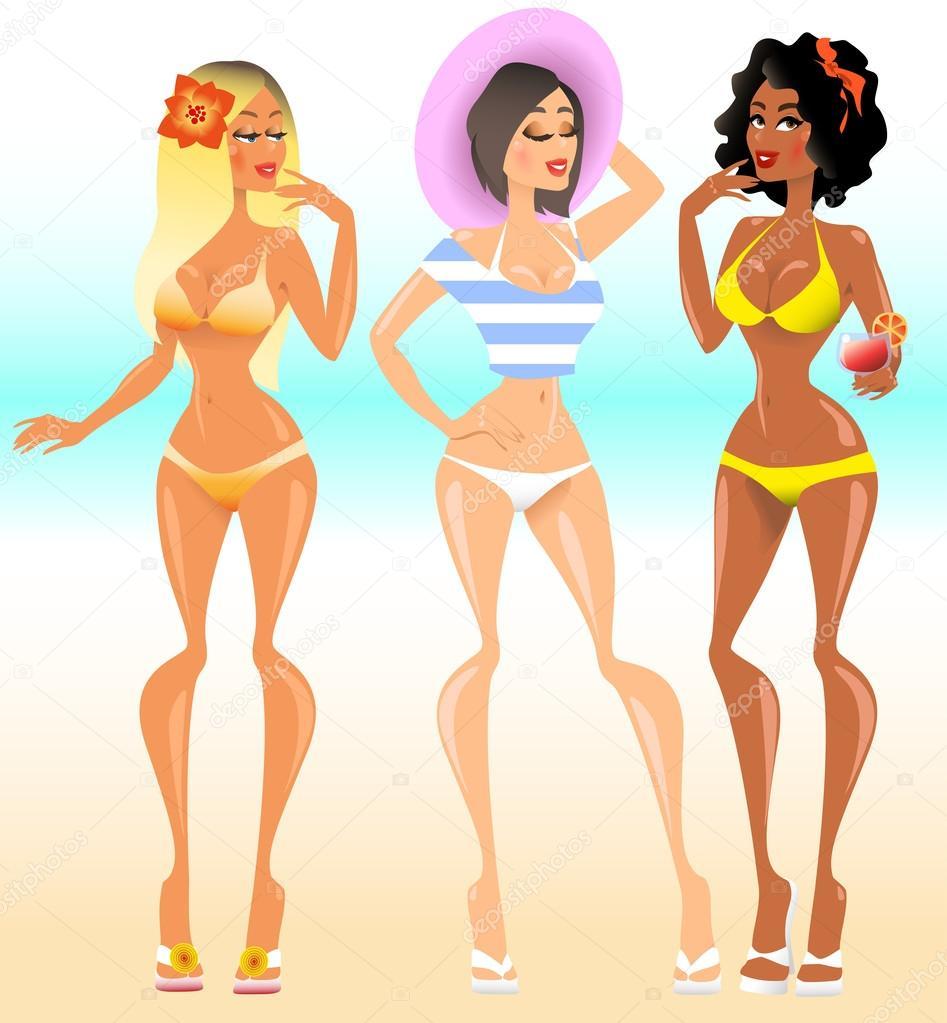 sexiga tjejer i bikini gratis dejt