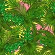 Tropical background — Stock Vector #43418197