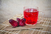 Roselle Water — Stock Photo