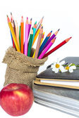Back to school. To study — Stock Photo