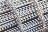 Rebar bending shape — Stock Photo