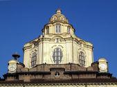Igreja de san lorenzo, turim — Foto Stock