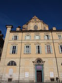 San Lorenzo church, Turin — Stock Photo